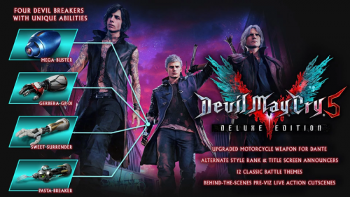 Devil May Cry 5 Deluxe Edition + 19 DLCs + Flashdisk 64GB Jasa Install Devil May Cry 5 Deluxe Edition + 19 DLCs + Flashdisk 64GB  KOTACOM - Service Komputer surabaya – Jasa Install windows – Service Mac macbook surabaya – Service Laptop surabaya – Pasang GPS – Pasang CCTV.